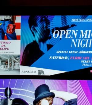 nhow-Berlin 2014 (Open Mic Night)